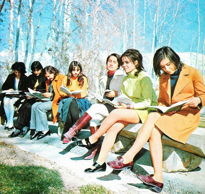 Тегеран, 70ые