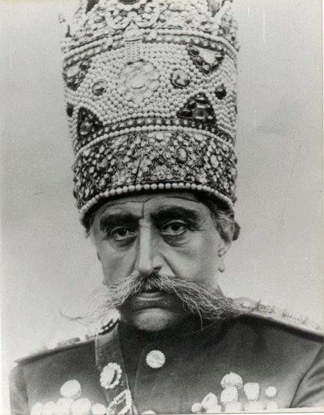 Мозафреддин Шах Каджар