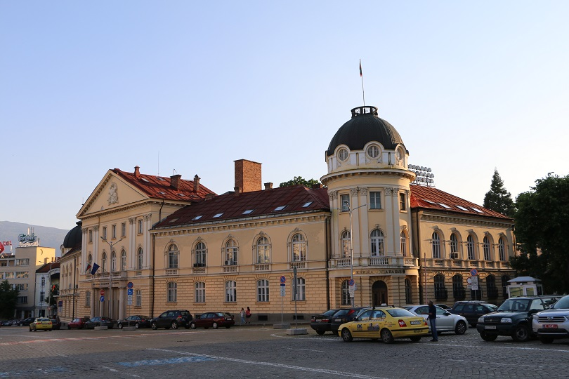 Sofia, Bulgarian Academy of Science