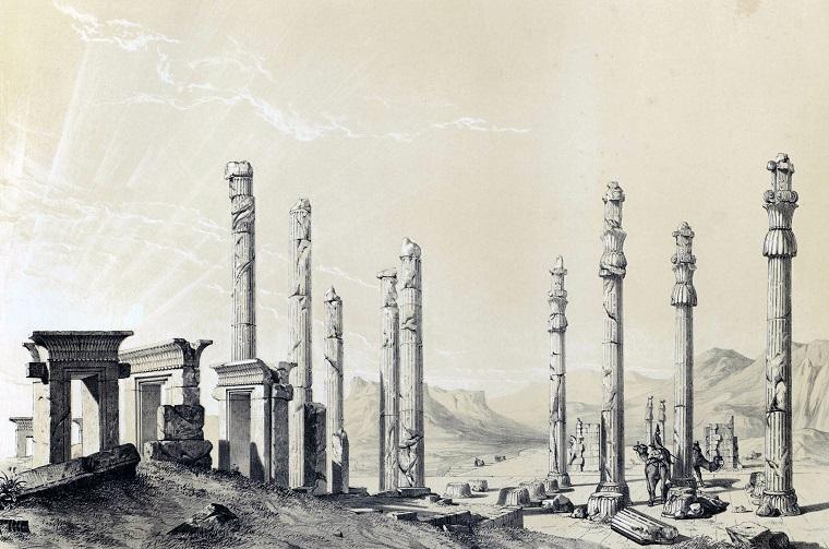 Persepolis_,Eugène_Flandin