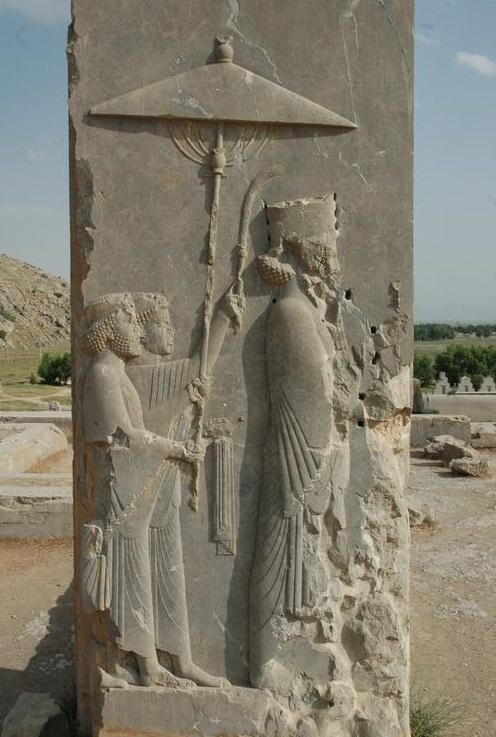 Персеполь, Трипилон