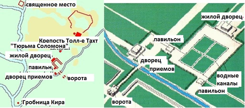 Карта Пасаград