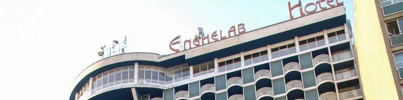 Enghelab Hotel, Tehran