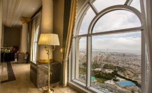 Espinas Palace Hotel , Tehran