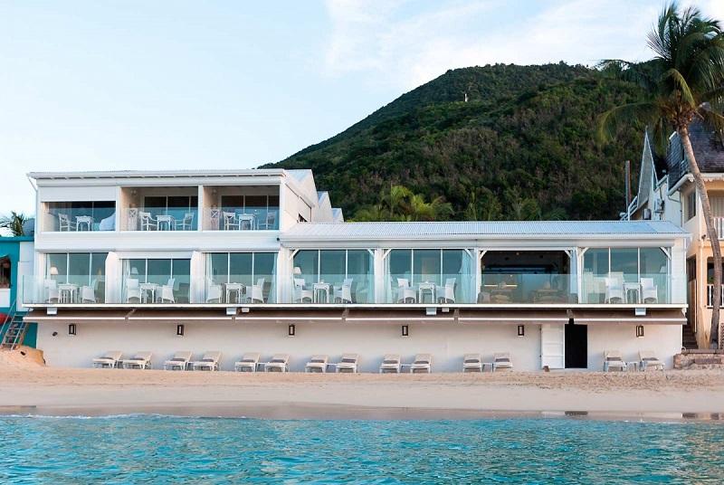 Le Temps des Cerises Hotel Beach