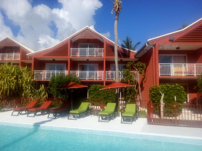 Palm Court Hotel, Orient Bay
