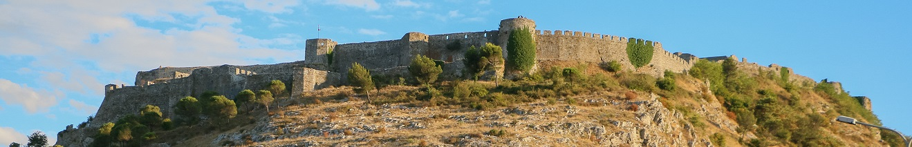 Albania, Shkodra castle Rosafa