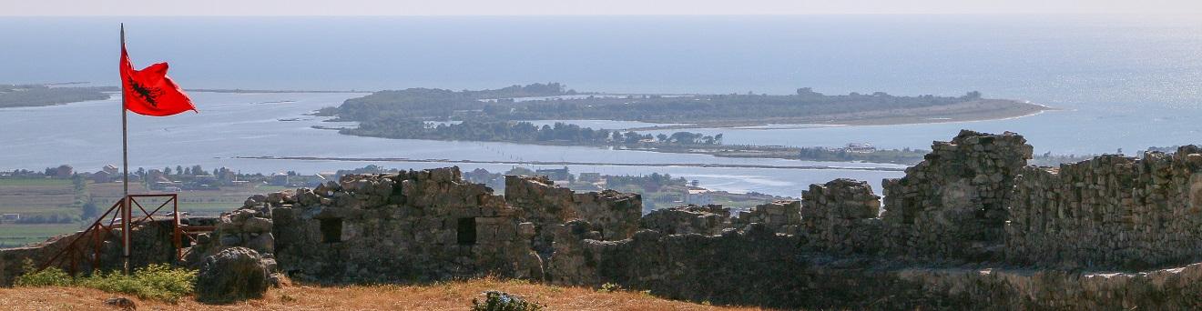 Fortress Lezhë