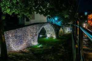 Tirana Night, Tanners' Bridge
