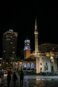 Tirana Nigh, Et'hem Bey Mosque