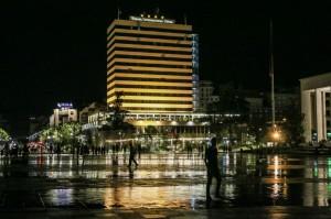 Tirana, Skanderbeg Square