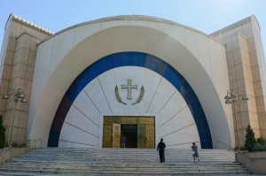 Orthodox Resurrection Cathedral, Tirana (06)