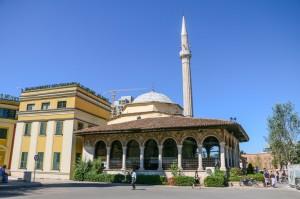 Tirana, Et`hem Bey Mosque 8