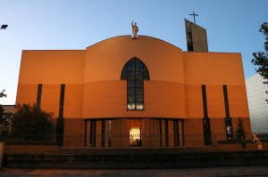 Tirana, Saint Paul Cathedral (02)