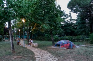 Tirana, Ismail Qemali Park