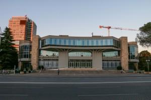 Tirana, The Palace of Congresses