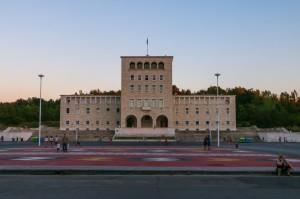 Tirana University Faculty of Mechanical Engineering