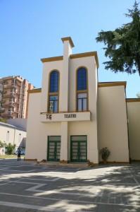 Tirana, National Experimental Theater