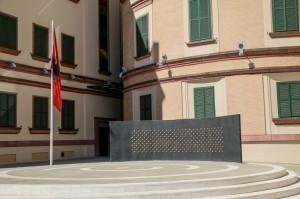 Tirana, Ministry of Internal Affairs