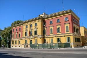 Albania, Tirana, Ministry of Finance