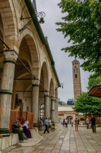 Gazi Husrev-beg Mosque (3)
