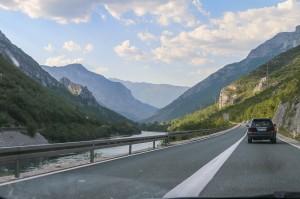 Дороги в Боснии и Герцеговине - Bosnia and Herzegovina Roads