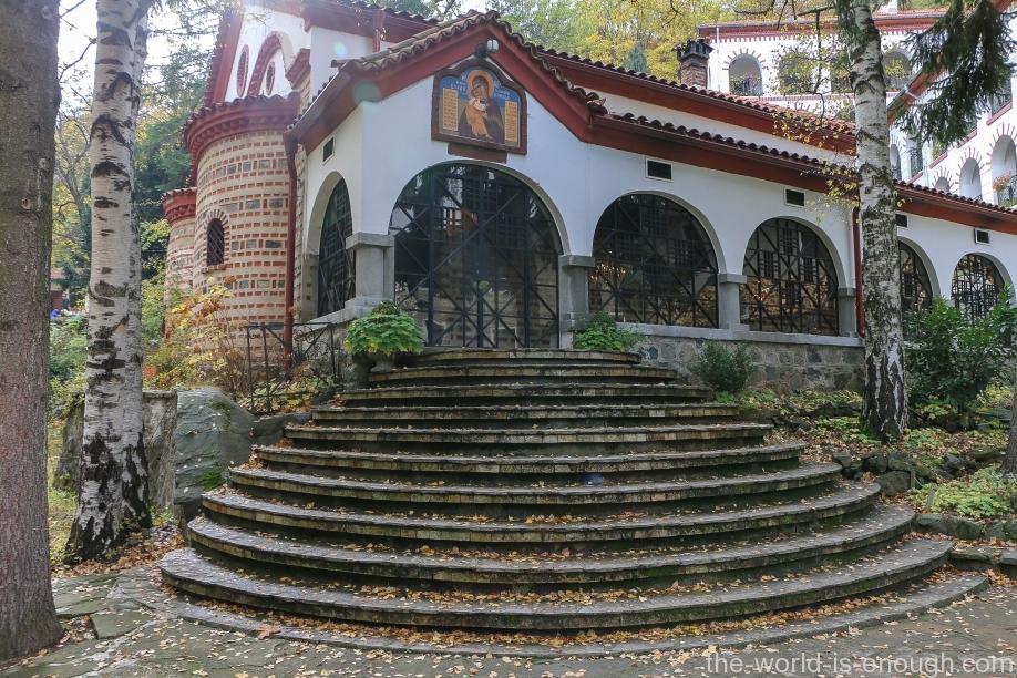 Драгалевский монастырь, София