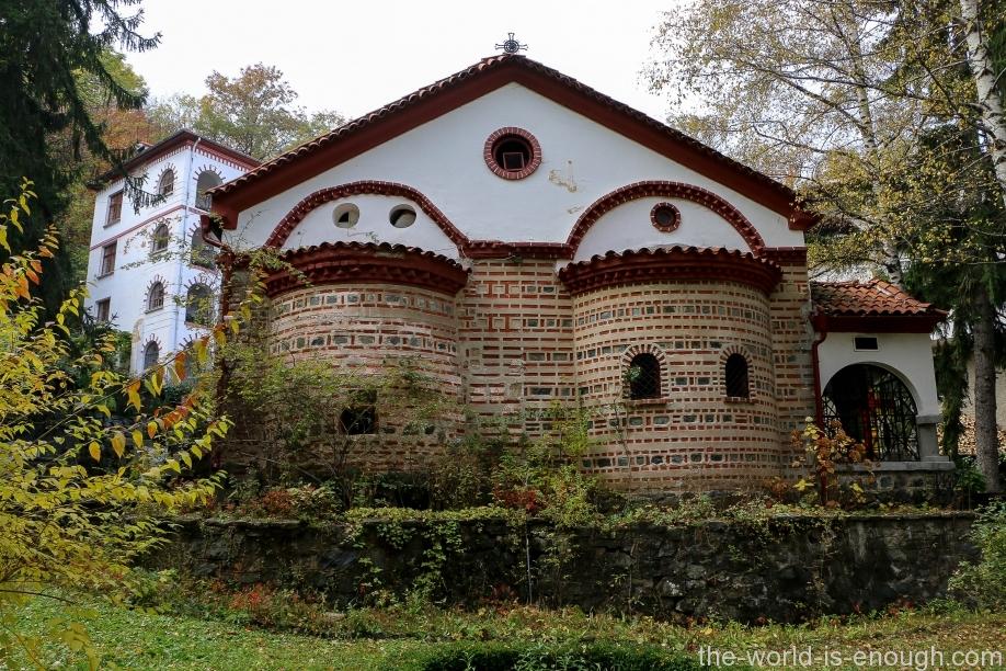 Монастырь Пресвятой Богородицы Витошской