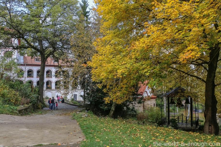 монастырь Пречистой Богоматери Витошской