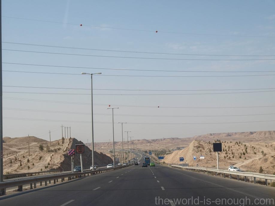 Иранские автотрассы