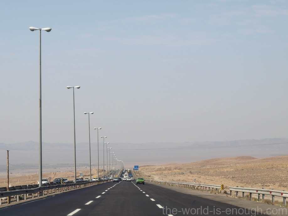 Иран, дороги, Highways in Iran
