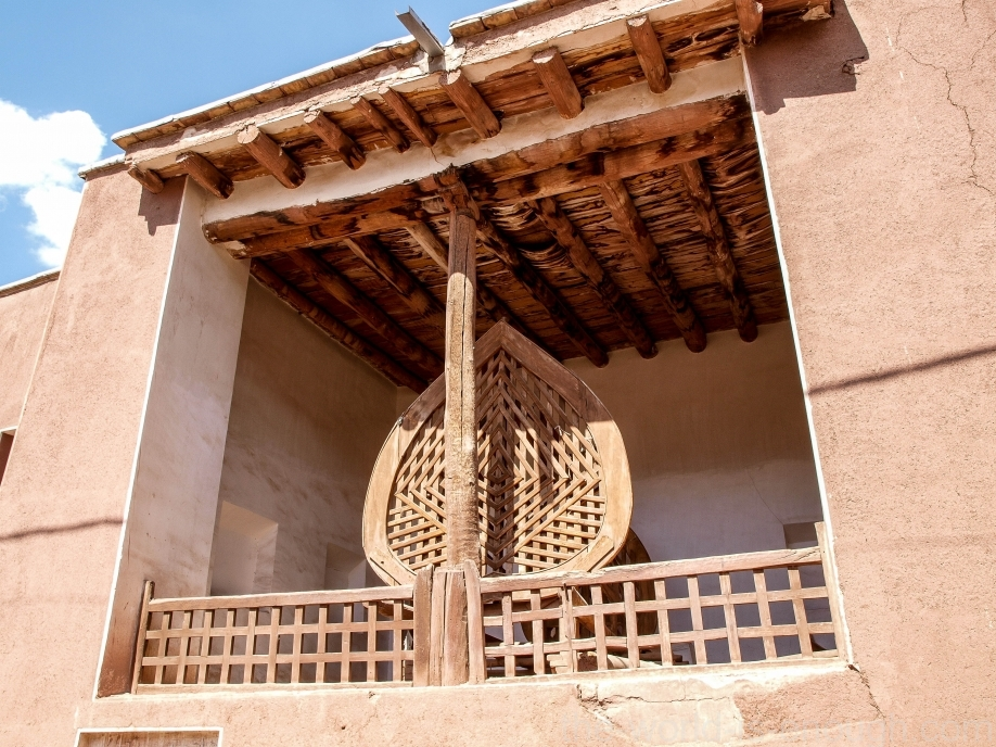 Иран, деревня Абьяни, Nakhl in Abyaneh village