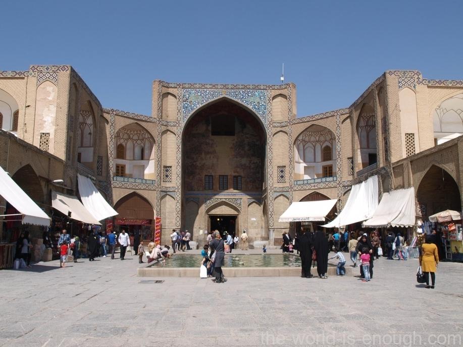 Ворота базара Гейсарие
