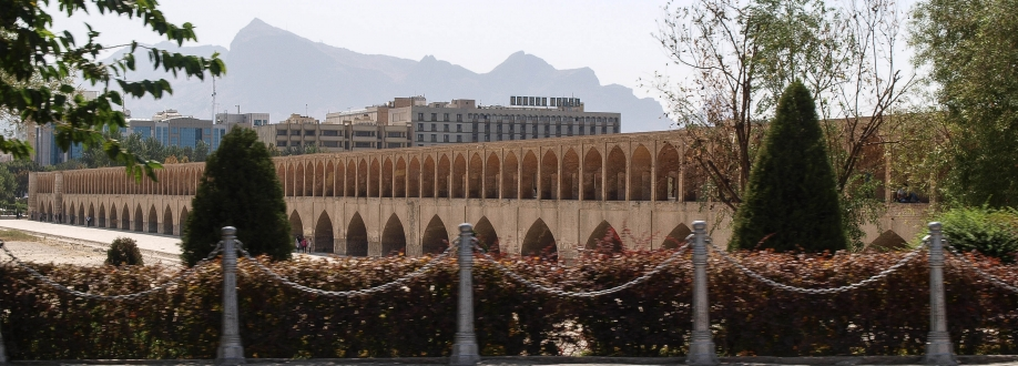 Иран, Исфахан, Мост Сиосеполь