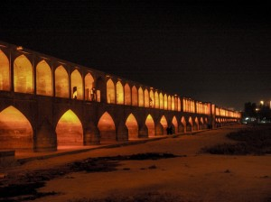 Мосты Исфахана. Isfahan bridges