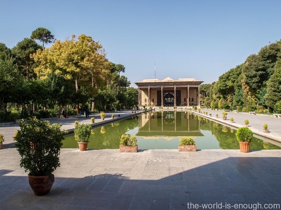 Исфахан, Чехель Сотун