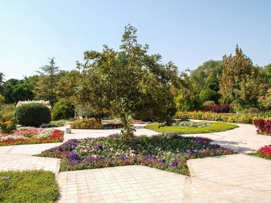 Сад Цветов, Исфахан, Иран