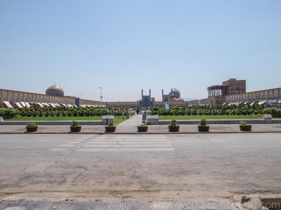Исфахан, Площадь Имама - Нагше Джахан