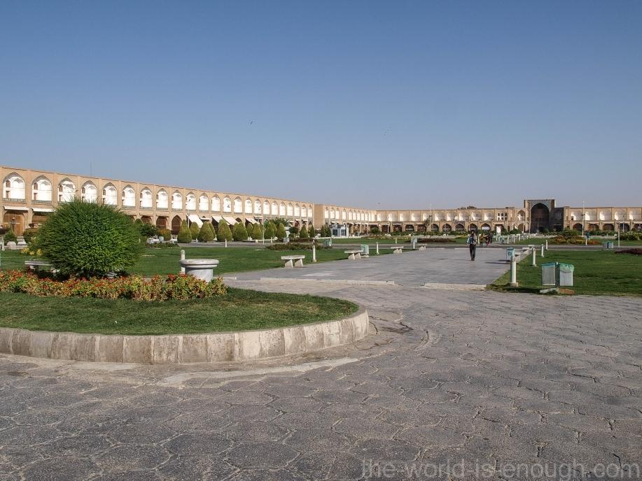 Площадь Нагше-Джахан (Площадь Имама)