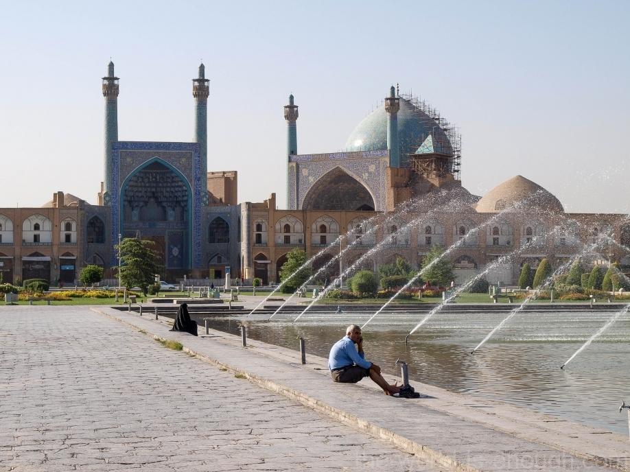 Площадь Имама, Исфахан