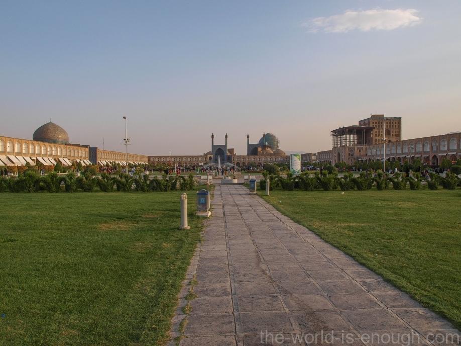 Площадь Имама,Исфахан