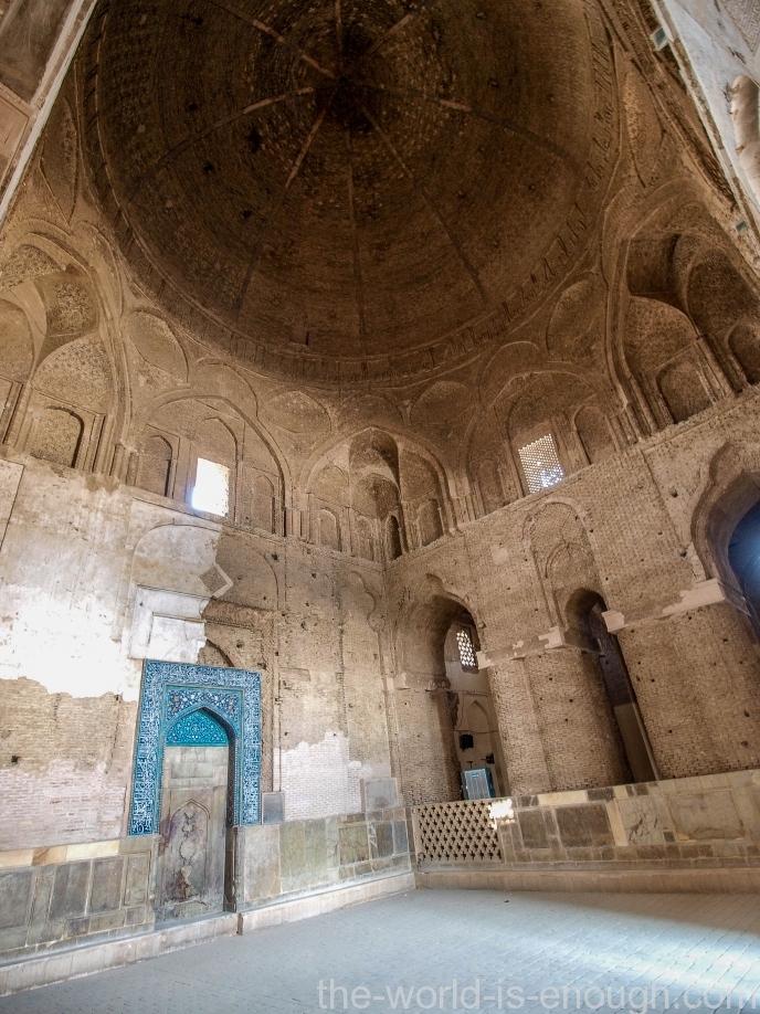 Мечеть Джами Пятничная, Исфахан, Иран
