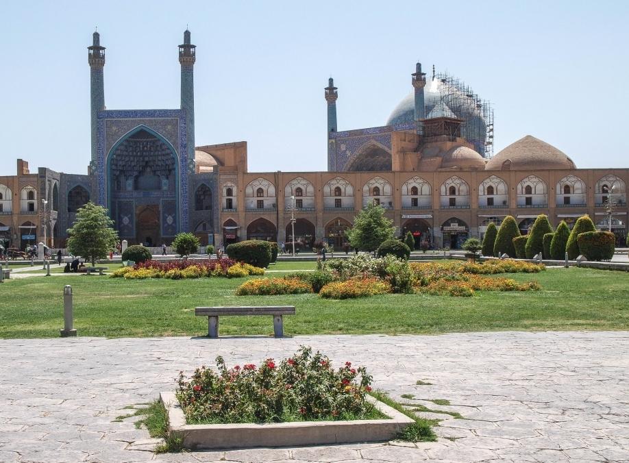 Исфахан, мечеть Имама (Пятничная мечеть Аббаси)