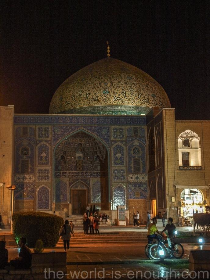 Мечеть Шейха Лютфоллы