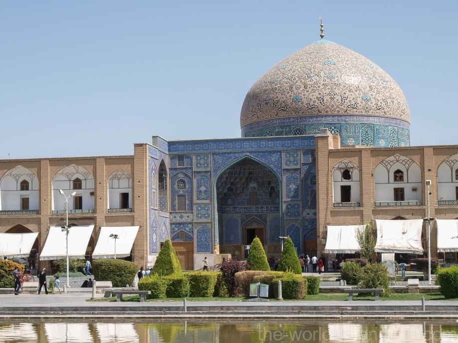 Мечеть Шейха Лютфаллы, Исфахан