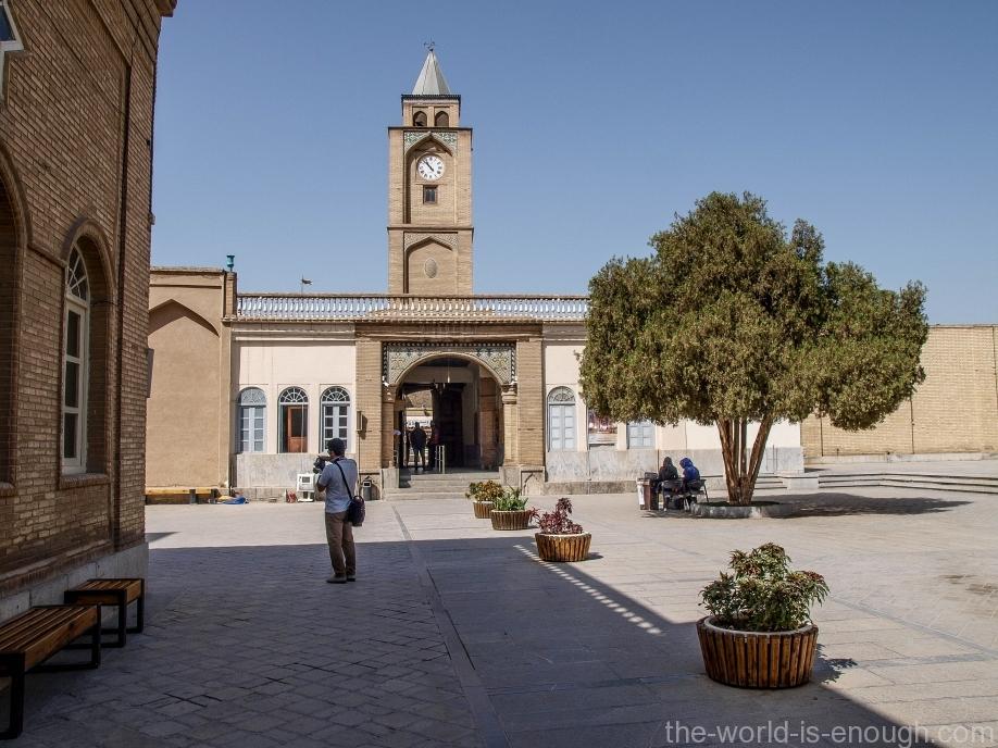 Ванкский Собор, Исфахан, Иран