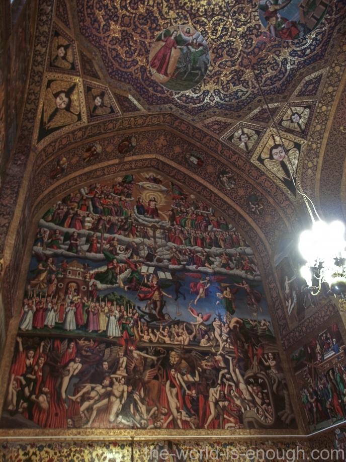 Ванкский собор, Исфахан