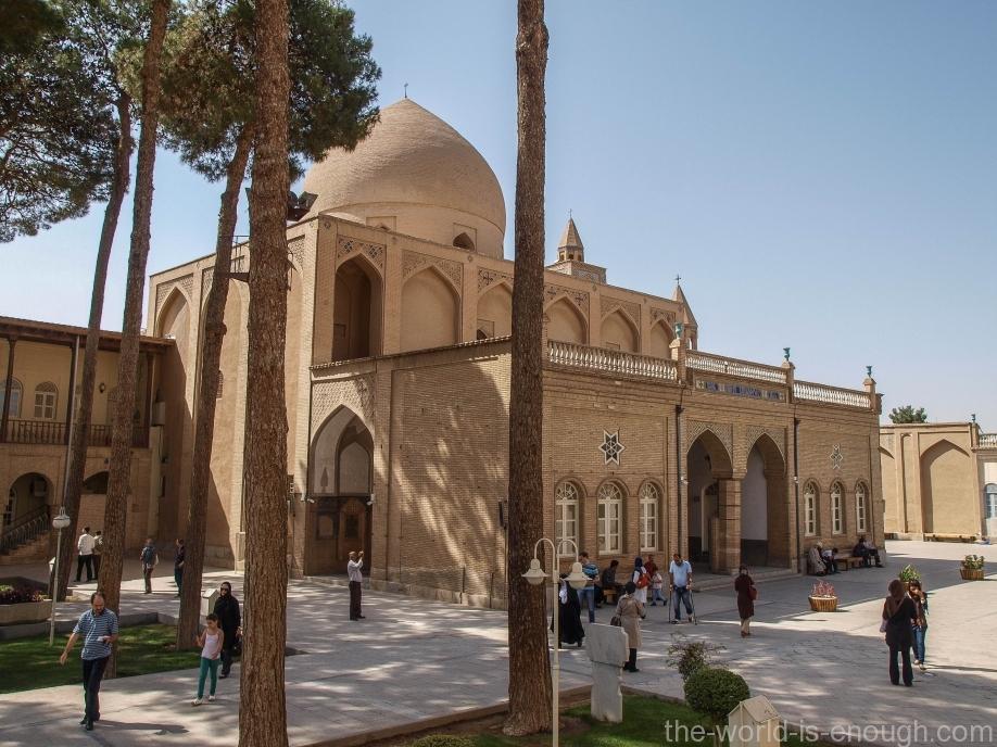 Ванкский Собор Святого Христа Всеспасителя в Исфахане