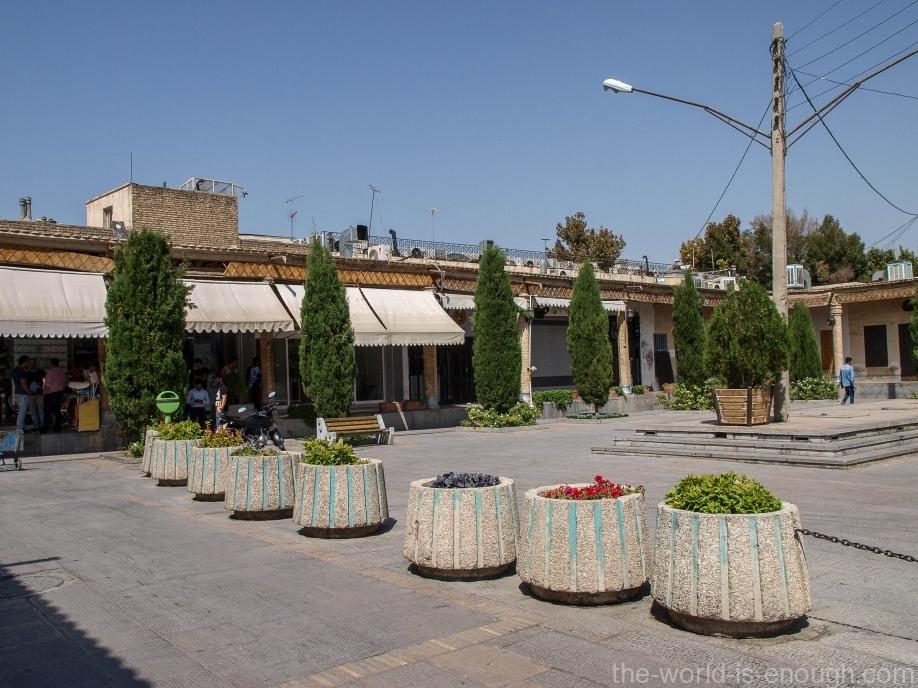 Улицы Новой Джульфы, Исфахан