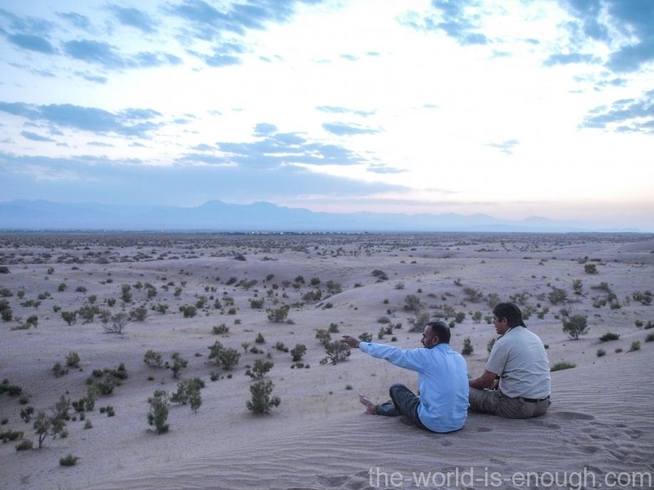 Пустыня Маранджаб, Maranjab desert